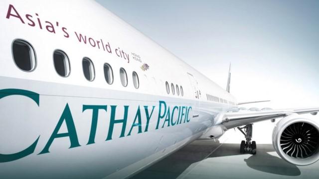 طيران كاثي باسيفيك Cathay Pacific