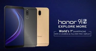 Honor Going to Release 4 Camera Mobile at Rs.17,999 with FullView Display