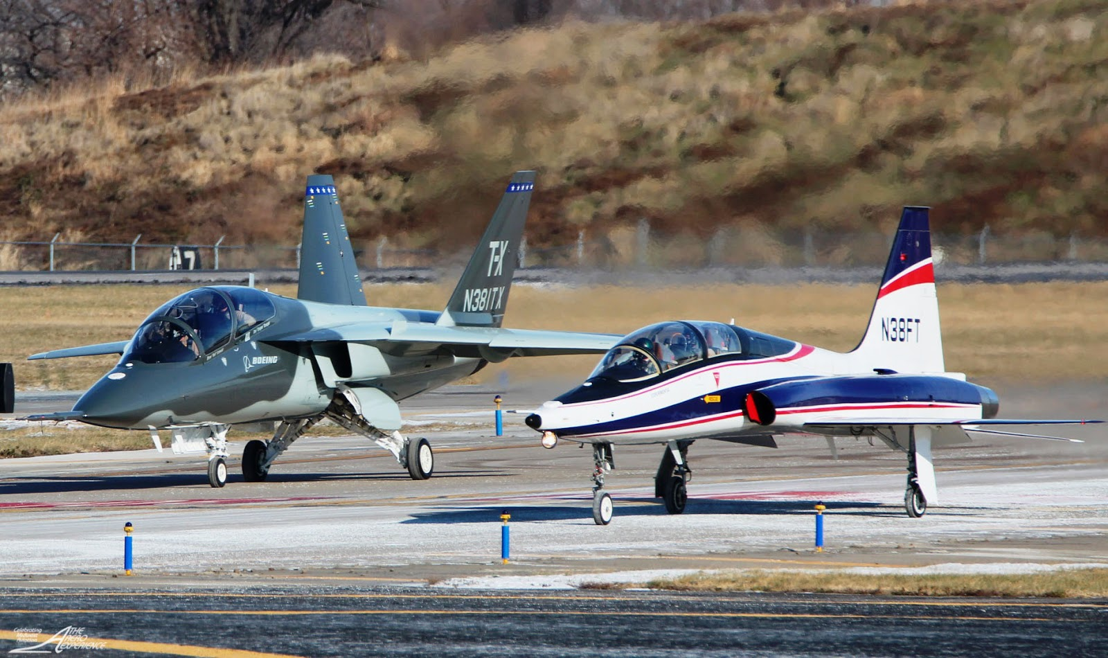 The Aero Experience: Boeing T-X Candidate Makes First Flight in St. Louis