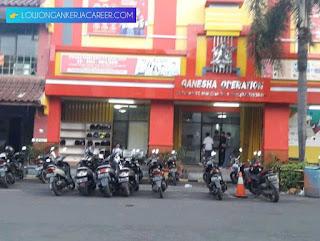 Lowongan Kerja Ganesha Operation Bandung 2020 Jl Purnawarman