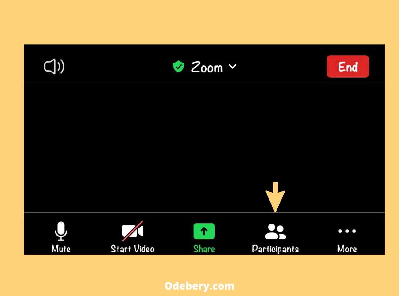 Cara Menonaktifkan Suara Peserta Meeting di Zoom