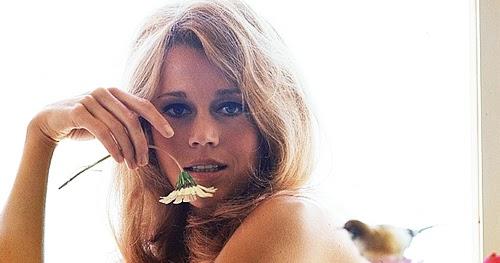 Jane Fonda Photographed By Milton Greene 1965 Vintage
