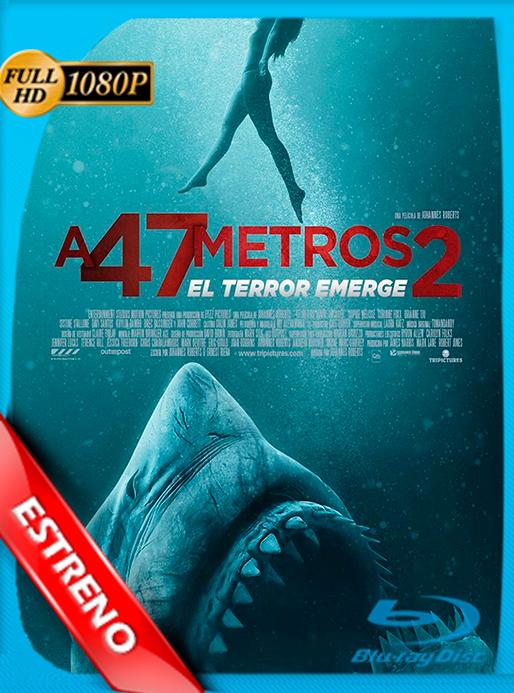 Terror a 47 metros: El segundo ataque (2019) HD [1080p] Latino [GoogleDrive] [Cespa92]