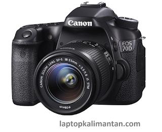 Jual Canon EOS 70D Wifi Kamera DSLR