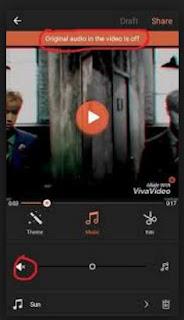 penambahan suara pada video