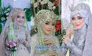Harga rias pengantin dan dekorasi terbaru di semarang