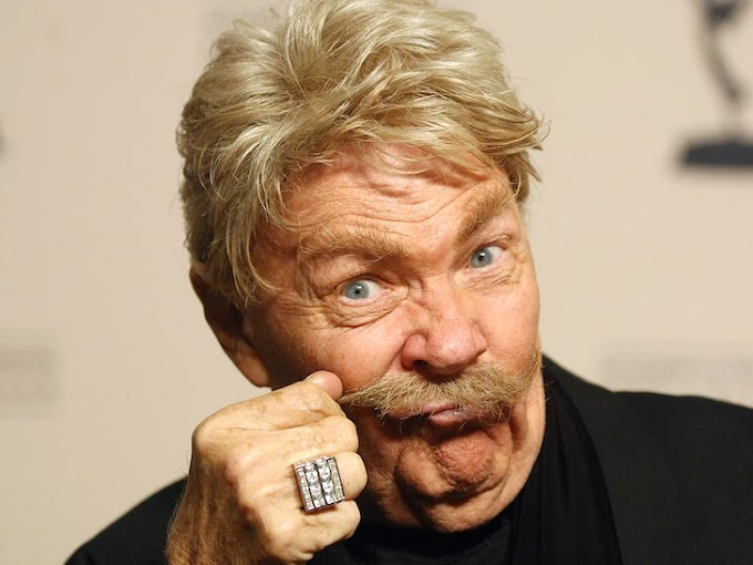 Legendary comedian and actor Rip Taylor dies at 84