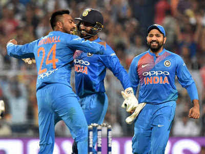 India vs West Indies, 2nd T20I at Florida: India beat the Windies by 22 runs
