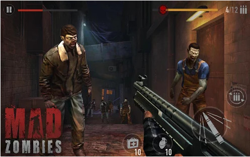 Download Game Android Mad Zombies Mod Apk Offline Unlimited Money