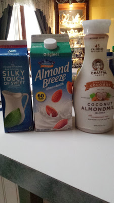 Almond Milk Review, Living From Glory To Glory Blog