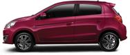 Gambar Mitsubishi Mirage