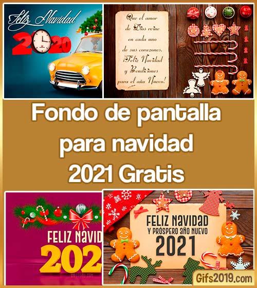 Fondo de pantalla para navidad 2022
