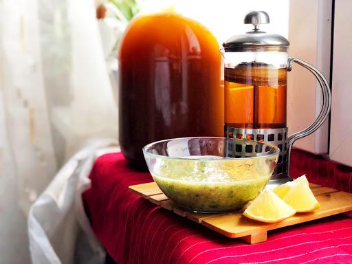 Сырое варенье, укрепляющее иммунитет на раз-два: просто добавляйте по чайной ложке к чаю