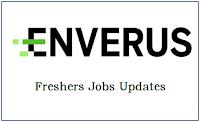Enverus Freshers Recruitment 2021