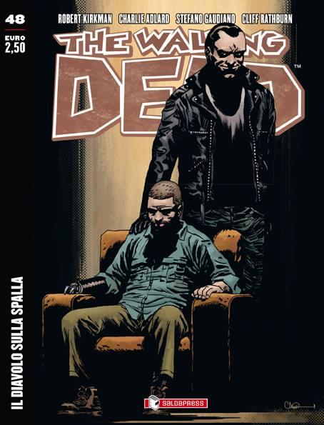 The Walking Dead #48: Il diavolo sulla spalla