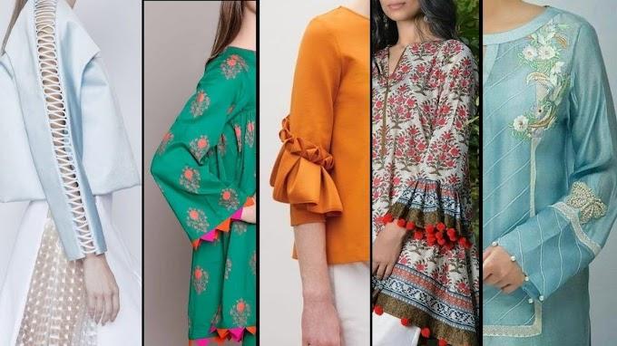 Sleeves Design Latest For Kurtis 2020