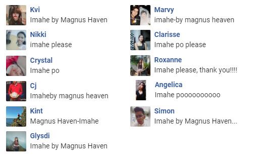 Imahe - Magnus Haven Request