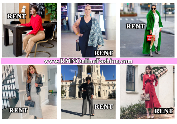 Armoire | Rent Contemporary Designer Women's Clothing - RMNOnline Fashion Group