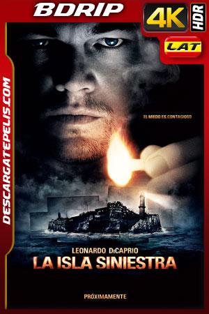 La isla siniestra (2010) 4k BDrip HDR Latino – Ingles