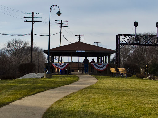 Rochelle Railroad Park, Rochelle Illinois