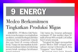 Medco committed to Increase Oil and Gas Production
