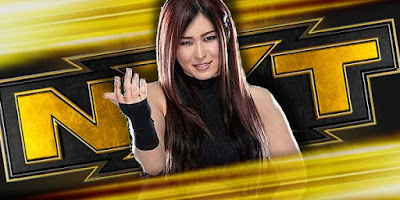 Sasha Banks Vs. Io Shirai Added NXT Great American Bash