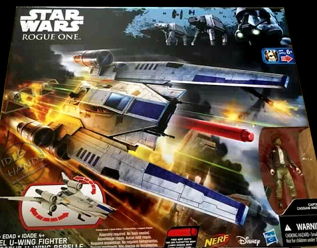 Hasbro Star Wars Rogue One U-Wing Rebel Fighter