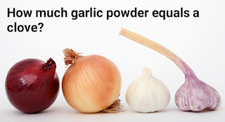 How much garlic is one clove?