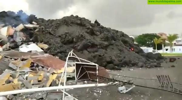 La Palma Renovable hace un llamamiento para que se facilite la baja de suministro eléctrico a las personas afectadas por la erupción volcánica de La Palma