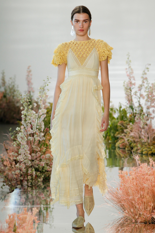 Fashion Inspiration | Runway: Ulla Johnson Spring 2018 New York