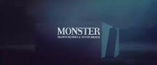 Shawn Mendes & Justin Bieber - Monster Lyrics