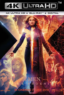 X-Men Dark Phoenix (2019) 4K UHD HDR Latino