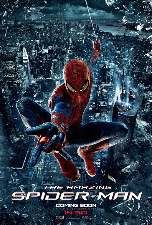 فیلم دوبله : مرد عنکبوتی شگفت انگیز 1 (2012) The Amazing Spider-Man
