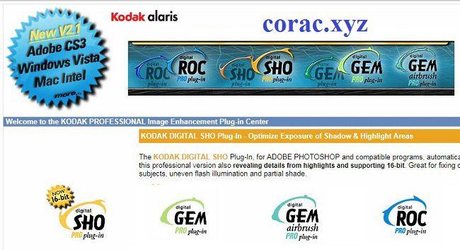 Plugin Kodak Digital Professional full