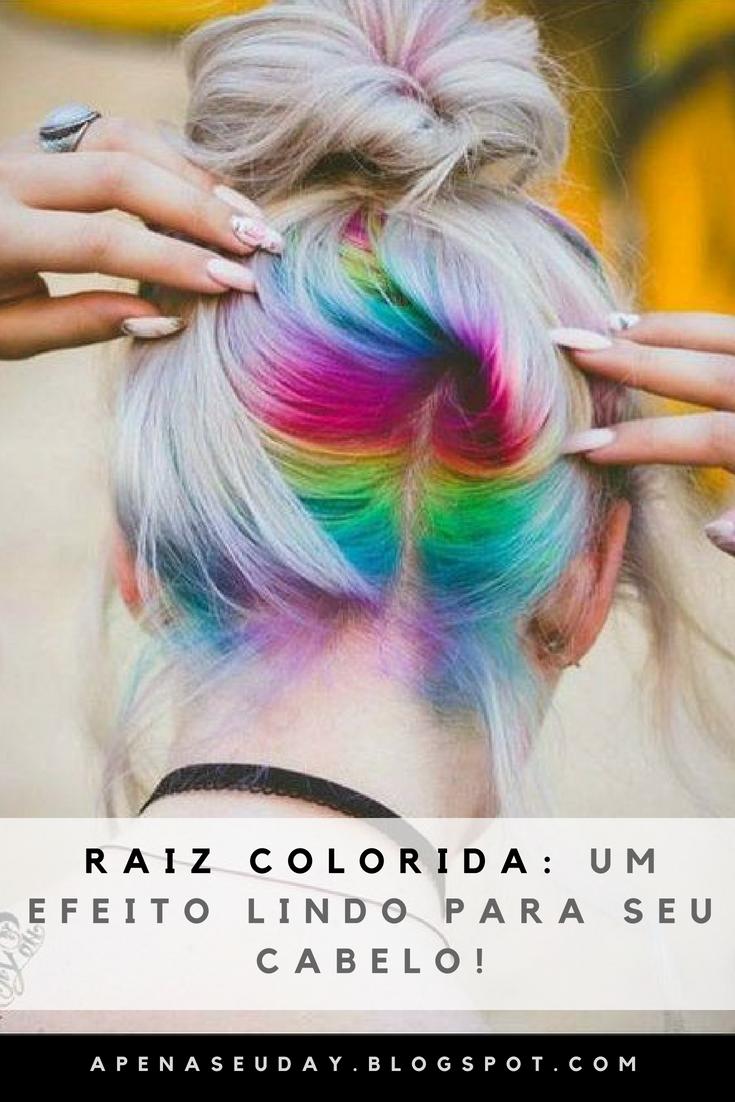 Conheça esse novo jeito de pintar o cabelo, um efeito super bacana para que possui os cabelos coloridos. Acesse agora!