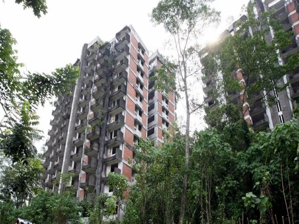 Tragedi Highland Towers Runtuh