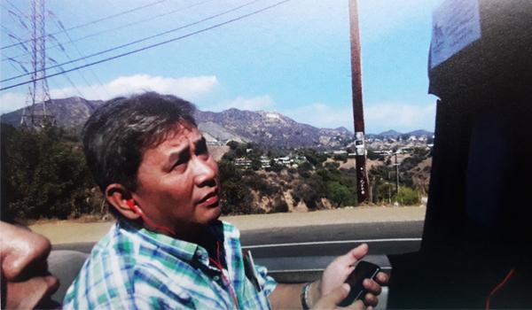 Hollywood city tour