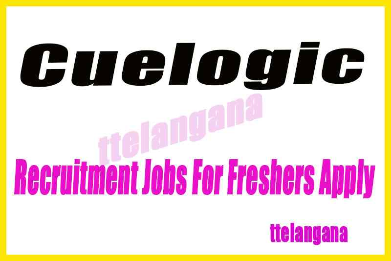 Cuelogic Recruitment Jobs For Freshers Apply