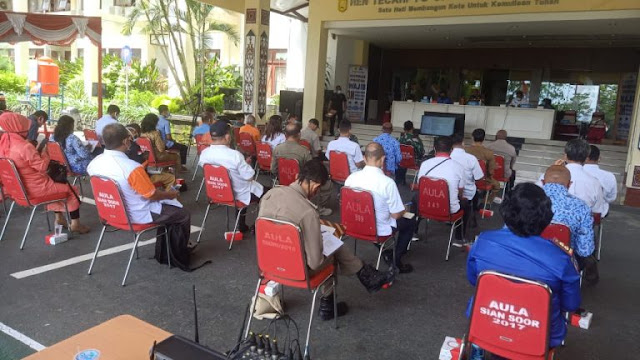 Atasi Fenomena La Nina, ustan Saru Pimpin Tim Penanggulangan Bencana Kota Jayapura.lelemuku.com.jpg