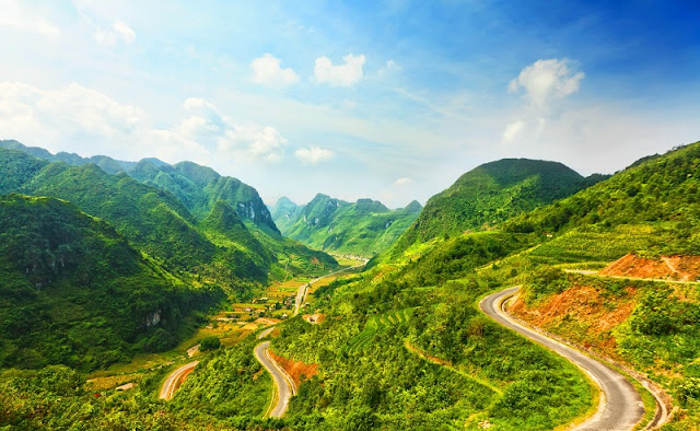Ha Giang - The highest areas of Viet Nam 1