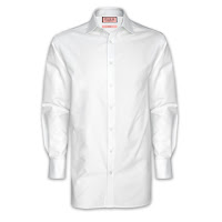 Premium Men's White Shirt