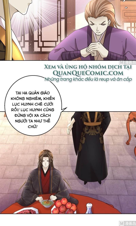 Cửu Dương Đế Tôn chap 165 - Trang 22