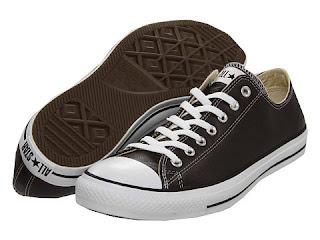 b9f7c3c2d899d4 Converse Chuck Taylor All Star Specialty Leather OX-CHOCOLATE BROWN-132176C  ราคา 4020 บาท รองเท้าหนัง หุ้มข้อ สีน้ำตาล รุ่น 132176C