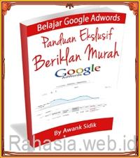 Rahasia Beriklan murah di Google Adwords