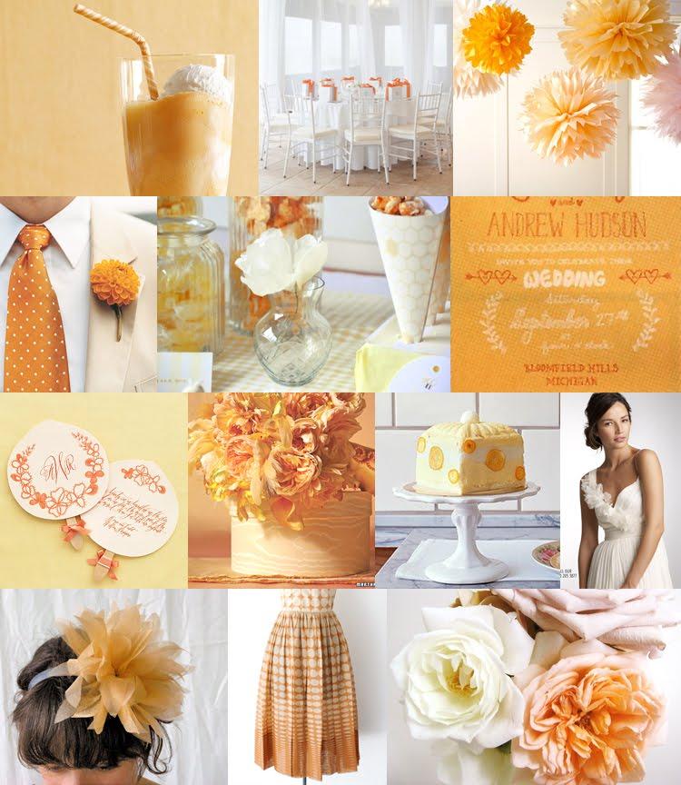 May 21- Tangerine & Fuschia Wedding Ideas Needed