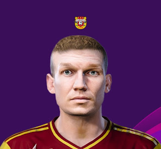 PES 2020 Faces Evgeniy Lutsenko by Korneev