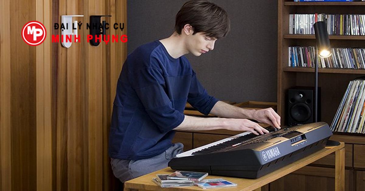 Đàn organ Yamaha PSR-E463 - Đàn Organ Điện Từ Phổ Thông