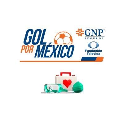 GOL POR MÉXICO Apoya a LOS HIJOS E HIJAS DEL PERSONAL MÉDICO QUE PERDIÓ LA BATALLA ANTE EL COVID 19
