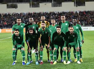 وقاد فراس البريكان السعودية إلى فوز مهم على اليابان في التصفيات الآسيوية