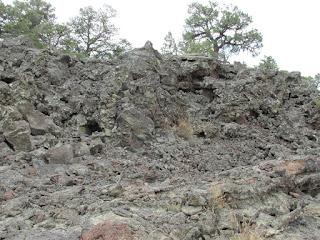lava beds bandera crater